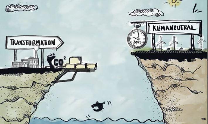 13. Niedersächsische Energietage: Die niedersächsische Wirtschaft auf dem Weg zur Klimaneutralität – Herausforderungen der Transformation