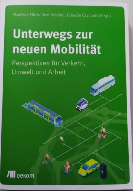 """Wissenssnack: Lesung aus dem Tagungsband """"Unterwegs zur neuen Mobilität"""""""